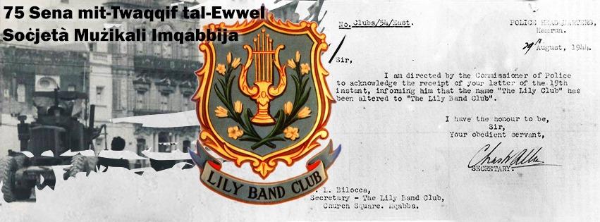 75 years Banda Lily Mqabba