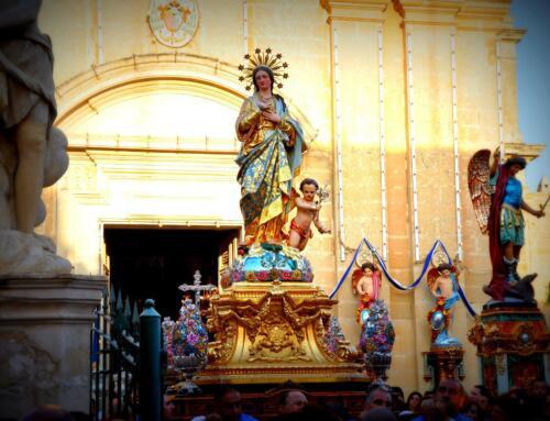Festa għażiża ad Unur il-Madonna tal-Ġilju
