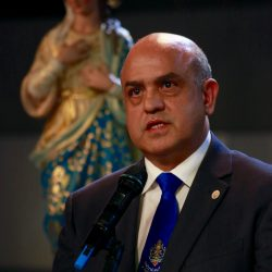 President Teddy Farrugia