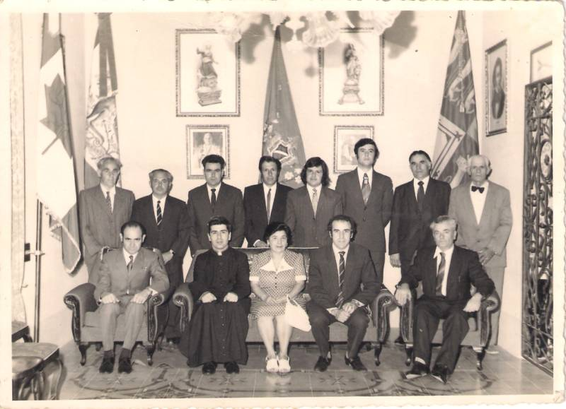 Administrative Committee 1974-1975