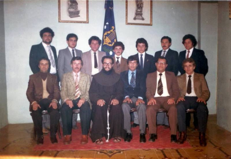 Kumitat Amministrattiv 1982-1983