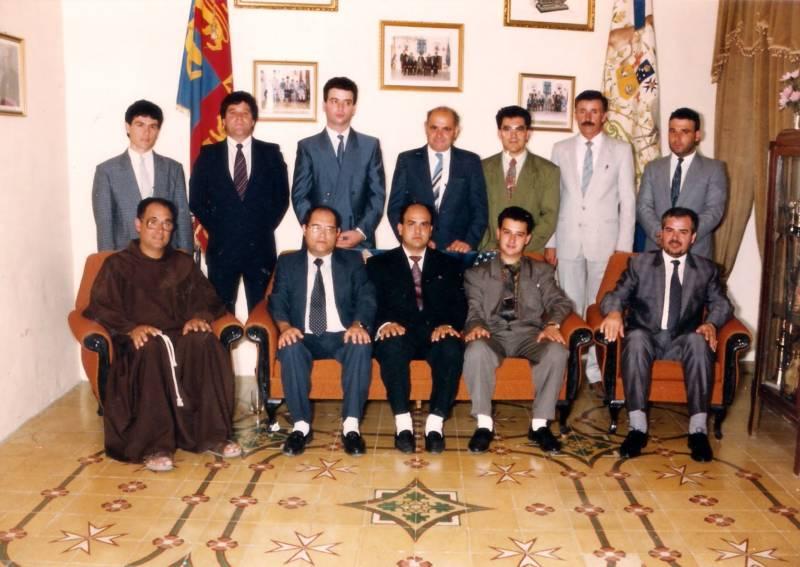Kumitat Amministrattiv 1993-1994