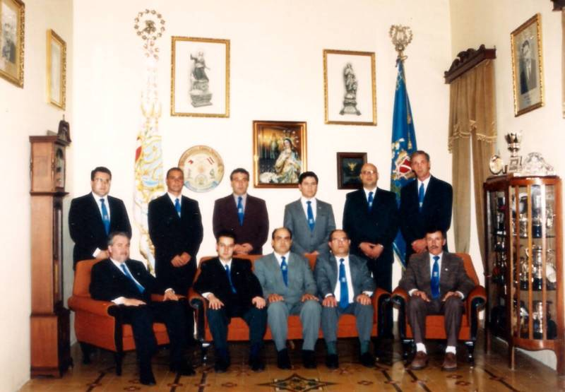 Kumitat Amministrattiv 1996-1997