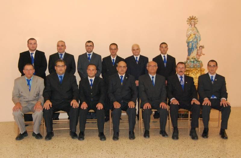 Kumitat Amministrattiv 2009-2011