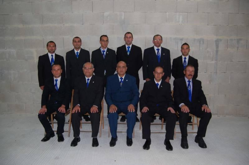 Kumitat Amministrattiv 2011-2012