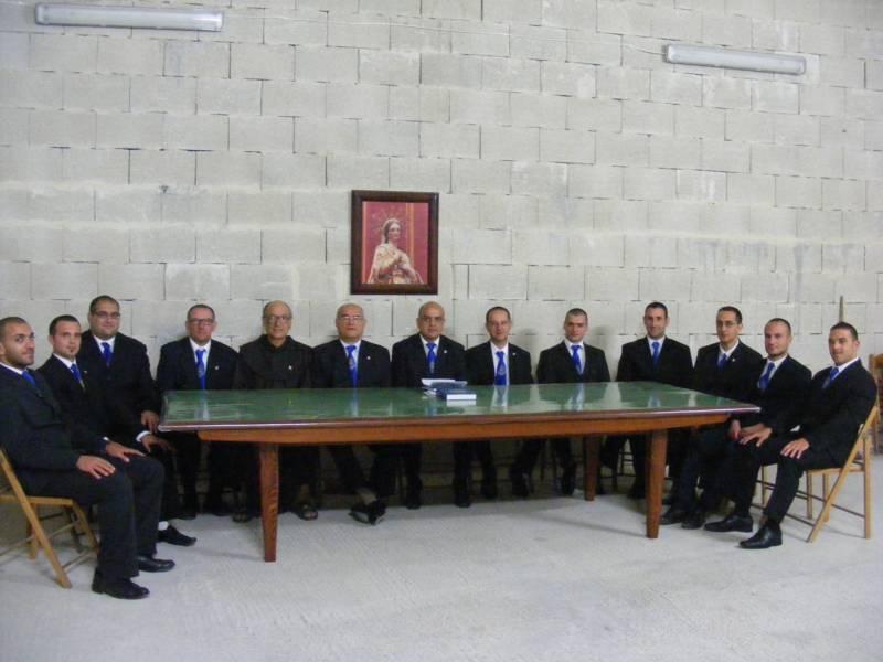Kumitat Amministrattiv 2012-2013