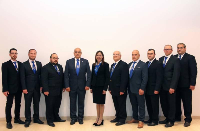Kumitat Amministrattiv 2017-2019