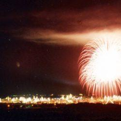 Pyrotechnic Display Festa 1995