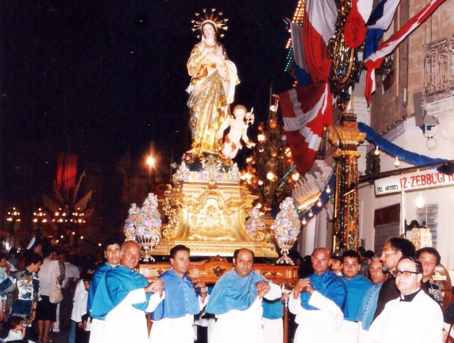The Solemn Procession 1995