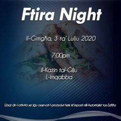2020-07-03 Ftira Night