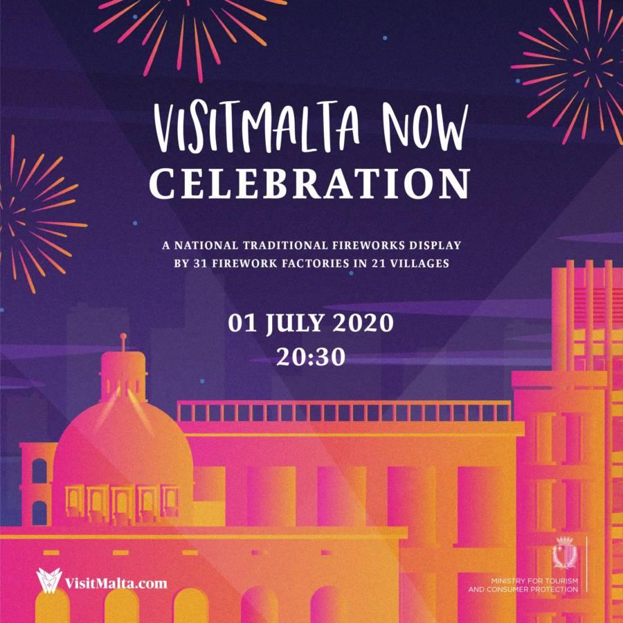 VisitMalta Now Celebrations