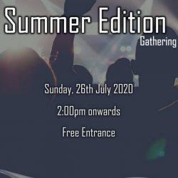 20200726 - Summer Edition Gathering at the Lily Band Club – Mqabba