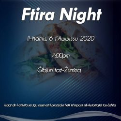 2020-08-06 - Ftira Night
