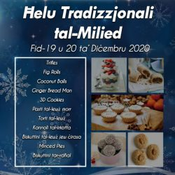2020-12-19 - Traditional Sweets