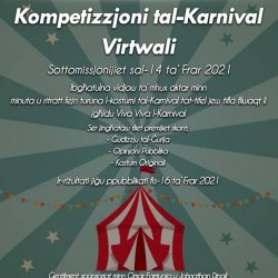 2021-02-14 - Virtual Carnival Competition