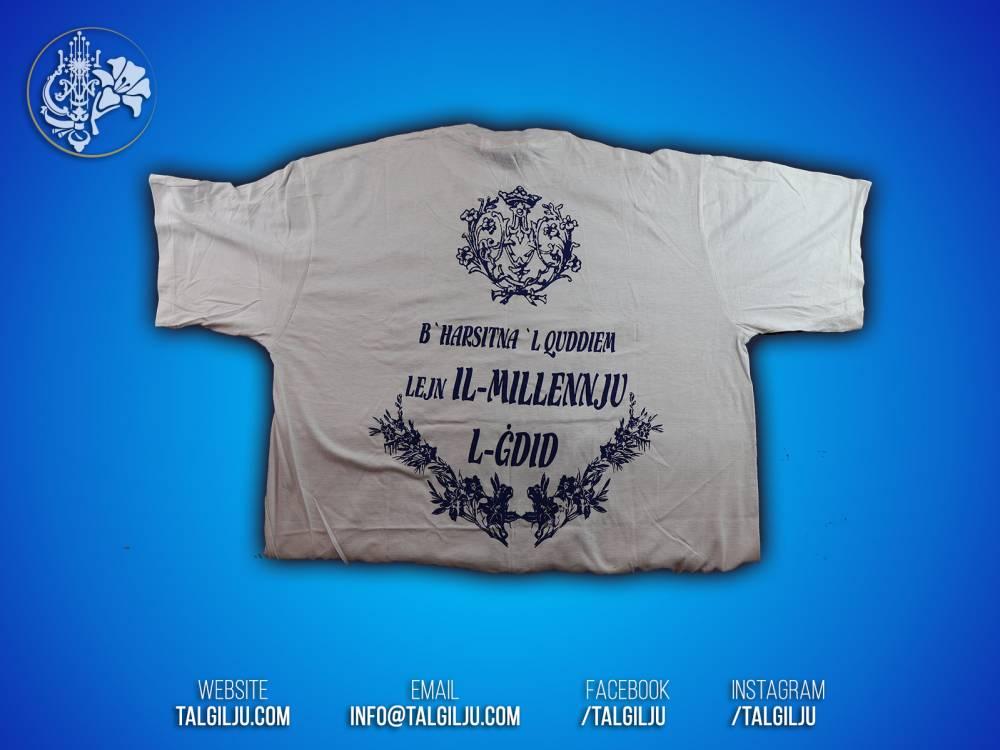 T-Shirt - Lejn Millenju Gdid