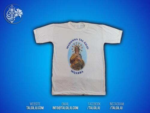 Kids Festa White T-Shirt