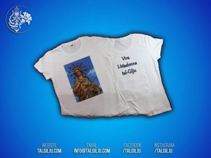 Festa White T-Shirt