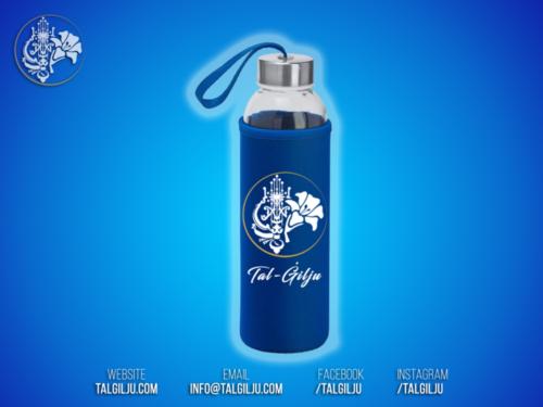 Reusable Glass bottle 500ml