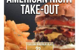 2021-05-22 - American Night take-out
