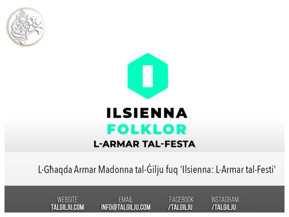 Ilsienna Folklor - L-armar tal-festa