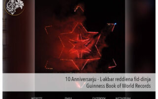 10th Anniversary Guinness Book of World Records
