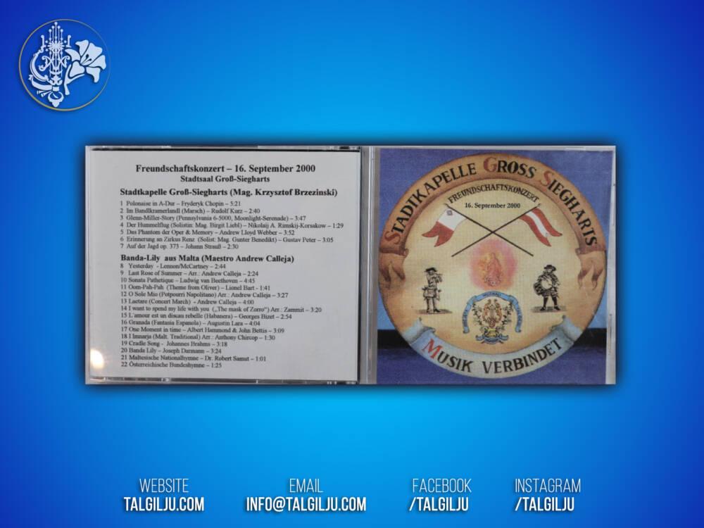 CD Gross Siegharts 2000