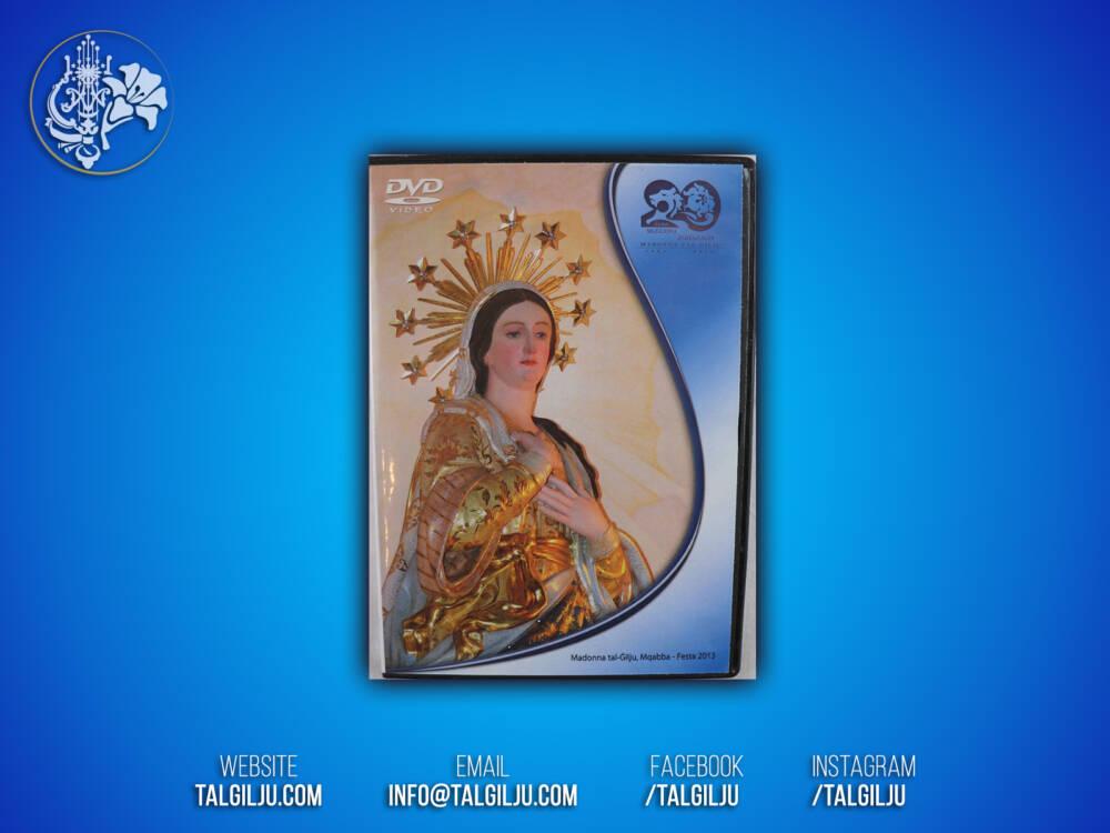 DVD Festa 2013