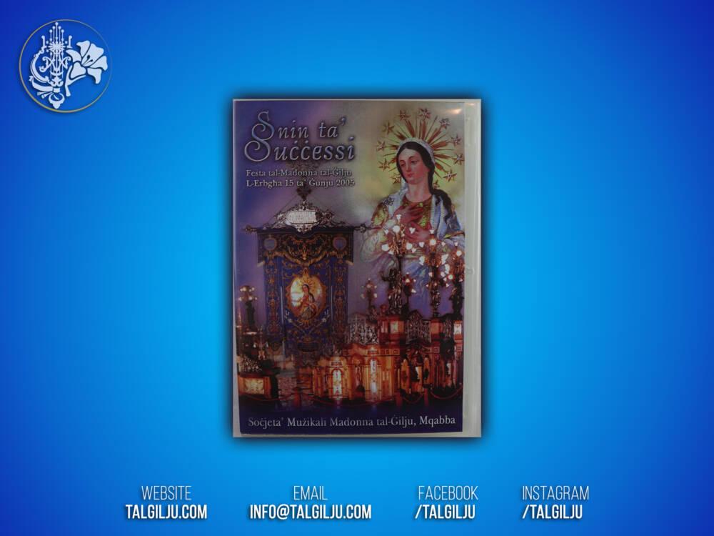 DVD Festa 2005