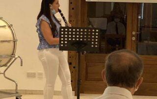 Taħriġ Mużikali għat-Tfal u ż-Żgħażagħ mill-Banda Madonna tal-Ġilju, l-Imqabba: Sajf 2021