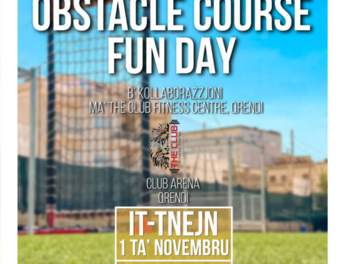 2021-11-01 – Obstacle Course Fun Day
